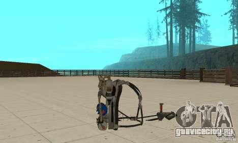 Новый джетпак для GTA San Andreas пятый скриншот