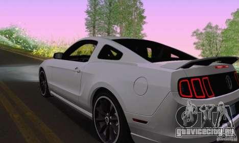 ENBSeries by dyu6 v6.0 для GTA San Andreas шестой скриншот