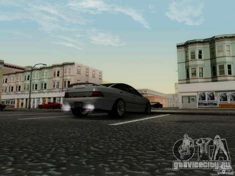 DF8-90 из GTA 4 для GTA San Andreas вид слева