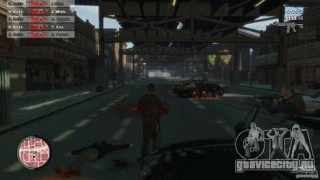 First Person Shooter Mod для GTA 4