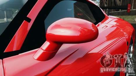 SRT Viper GTS-R 2012 v1.0 для GTA 4 вид сбоку