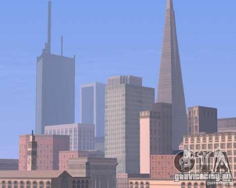 Real World ENBSeries v4.0 для GTA San Andreas шестой скриншот