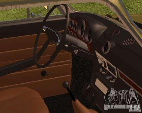 ВАЗ 2106 retro для GTA San Andreas вид сзади слева