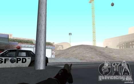 Новая анимация стрельбы из винтовок для GTA San Andreas второй скриншот