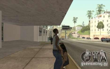 Blow Job для GTA San Andreas второй скриншот