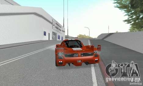 Ferrari FXX для GTA San Andreas вид слева