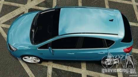 Opel Astra 2010 v2.0 для GTA 4 вид справа