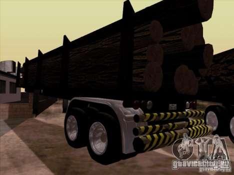 Прицеп к Kenworth K100 Aerodyne для GTA San Andreas