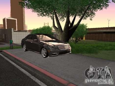 ENB Series by JudasVladislav v2.1 для GTA San Andreas пятый скриншот