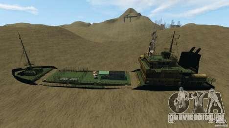 Desert Rally+Boat для GTA 4 третий скриншот