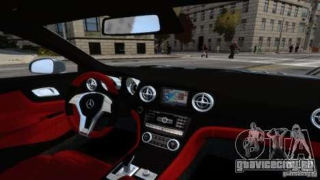 Mercedes-Benz SL 350 2013 v1.0 для GTA 4 вид сбоку
