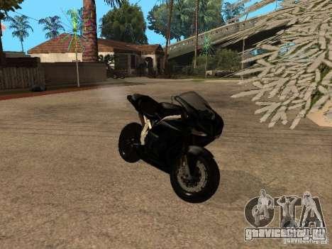 Ducati RS09 для GTA San Andreas