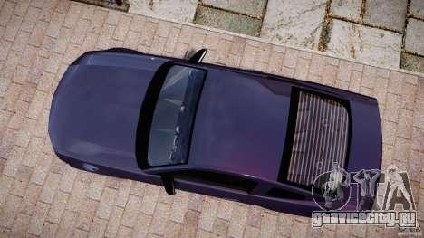 Ford Mustang для GTA 4 вид справа
