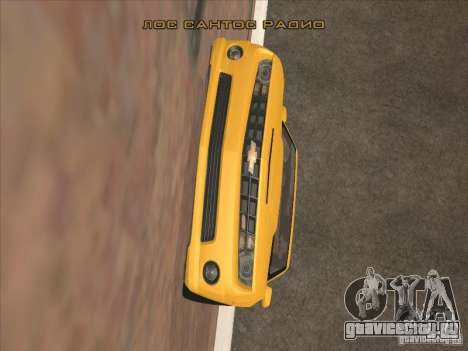 Езда по стенам для GTA San Andreas третий скриншот
