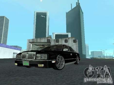 Nissan President JS для GTA San Andreas