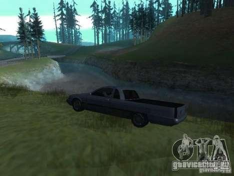 Новый Picador для GTA San Andreas вид справа