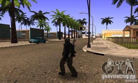 Grove Street v1.0 для GTA San Andreas седьмой скриншот