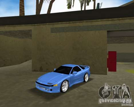 Mitsubishi 3000 GT 1993 для GTA Vice City