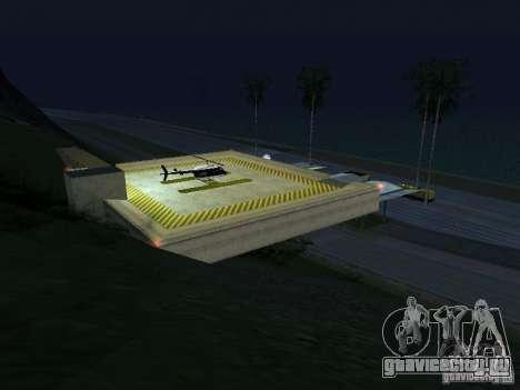 Полицейский пост 2 для GTA San Andreas четвёртый скриншот