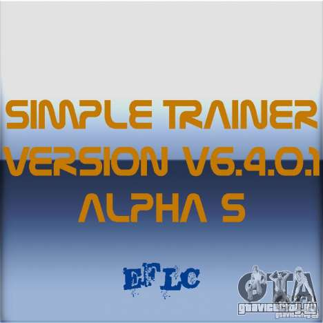 Simple Trainer Version v6.4.0.1 alpha 5 для GTA 4