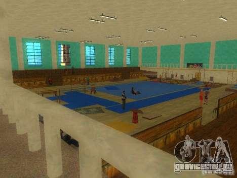 Tricking Gym для GTA San Andreas второй скриншот