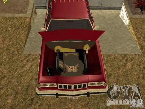 Mercury Grand Marquis Colony Park для GTA San Andreas вид справа