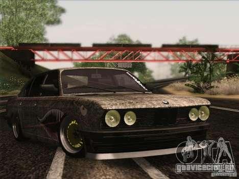 BMW E28 525E RatStyle для GTA San Andreas