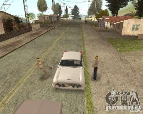 More Hostile Gangs 1.0 для GTA San Andreas пятый скриншот