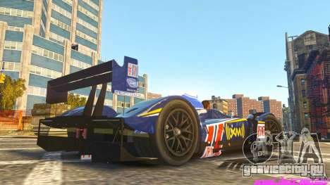 Acura Fernandez ARX для GTA 4
