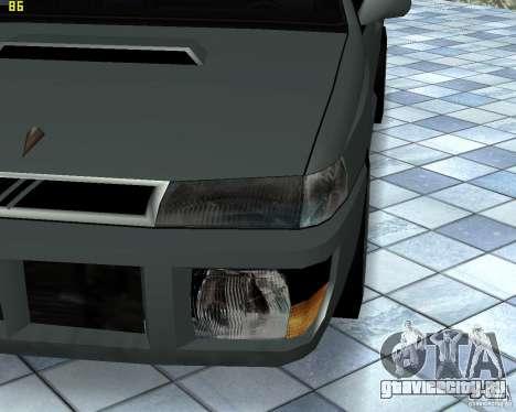 Новые текстуры машин для GTA San Andreas пятый скриншот