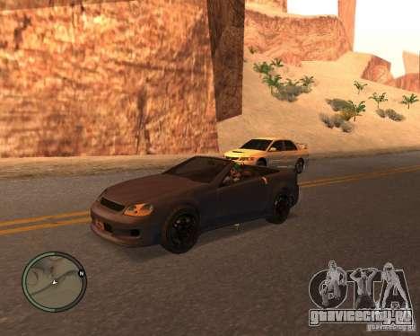 Feltzer из GTA 4 для GTA San Andreas