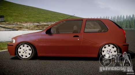 Fiat Palio 1.6 для GTA 4 вид слева