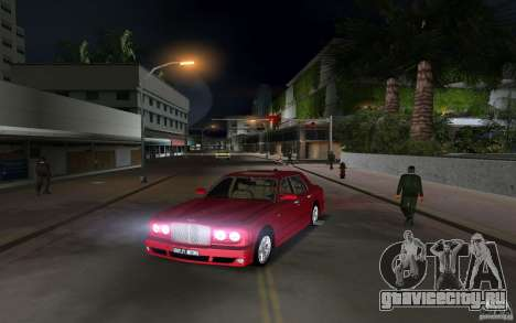 Bentley Arnage T 2005 для GTA Vice City