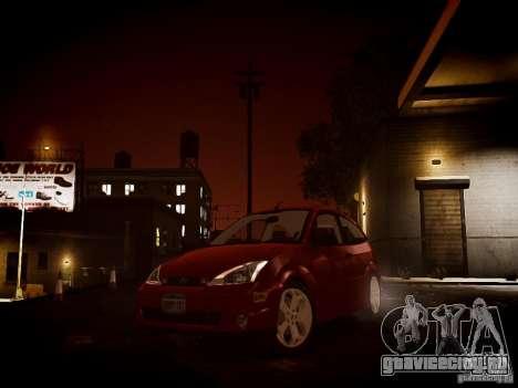 Ford Focus SVT 2003 для GTA 4