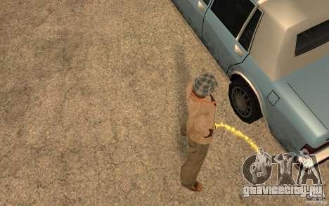 Life для GTA San Andreas третий скриншот