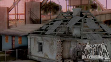 SA Beautiful Realistic Graphics 1.7 BETA для GTA San Andreas одинадцатый скриншот