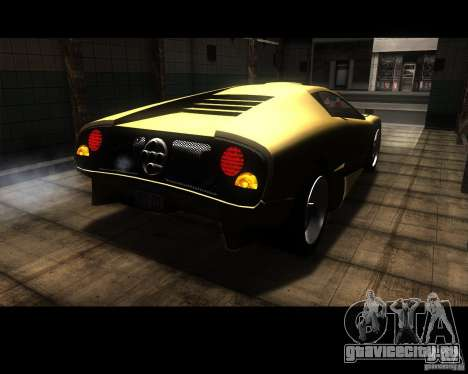 IV HQLM v2.1 для GTA San Andreas второй скриншот