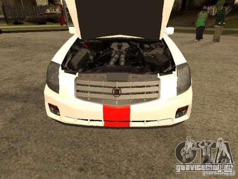 Cadillac CTS 2003 Tunable для GTA San Andreas вид справа