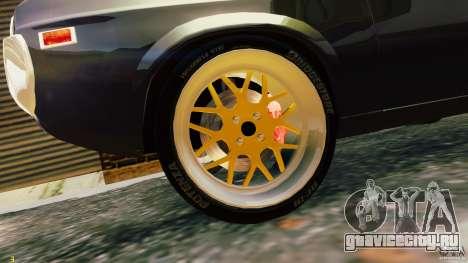 Mazda RX-4 для GTA 4 вид сзади