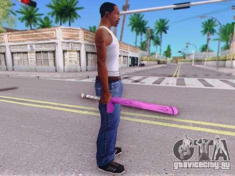 The Penetrator для GTA San Andreas