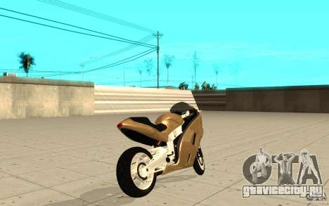 GTAIV TLAD Hakuchou Custom Version для GTA San Andreas