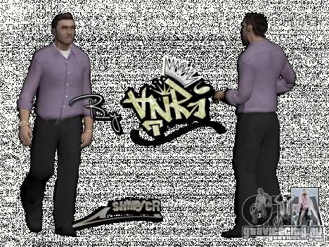 Пак скинов для GTA San Andreas десятый скриншот