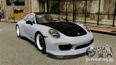 Porsche 911 (991) Carrera S для GTA 4