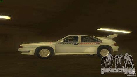 Citroen BX 4TC для GTA San Andreas