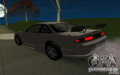 Nissan 200SX для GTA San Andreas салон
