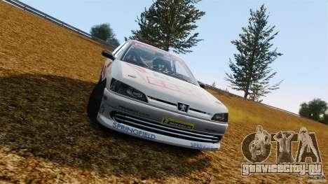 Peugeot 306 Gr. N Rally для GTA 4