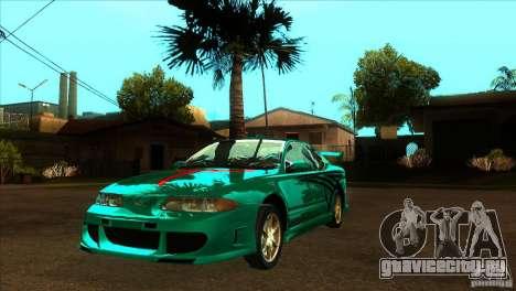 Oldsmobile Alero 2003 для GTA San Andreas вид сверху