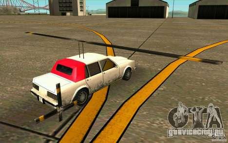 Автолёт для GTA San Andreas вид слева