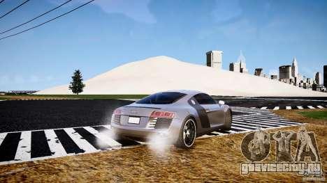 Audi R8 2008 для GTA 4