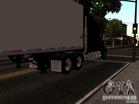 International Prostar для GTA San Andreas вид слева